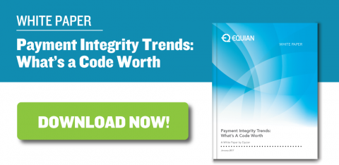 Payment Integrity Trends: What's a Code Worth